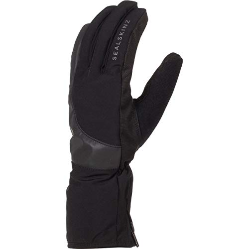 flective Cycle Glove - Men's Black, L ()