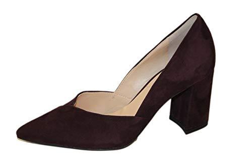 Metálico De Mujer Högl Zapatos Para Vestir qTw08XO