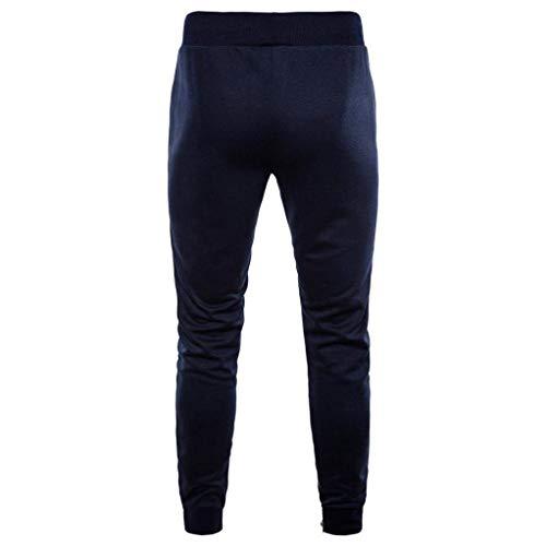 Extérieurs Academy Marine De Fonctionnels Sport À Nvfshreu Essentials Pour Rayures Randonné Simple Style Pantalons Fitness Fashion Hommes w66aIBPq