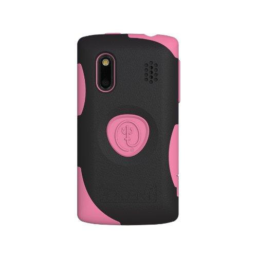Trident Case AEGIS Series for HTC EVO Design 4G/Hero 4G - Retail Packaging - Pink
