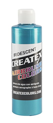 for Airbrush, 8 oz, Iridescent Turquoise ()