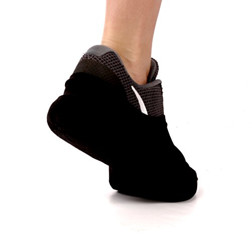 PS Athletic Shoe Covers for Dancing, Socks Over Shoes, Overshoes for Sneakers, Smooth Pivots & Turns by Pretty Simple (Image #2)