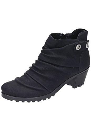 Rieker Antistress Women's Hlf Black Synthetik Snow Boots 38