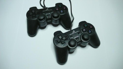 Dual Usb Gamepad Controller 8 Direction Sony - Mouse Sony Desktop