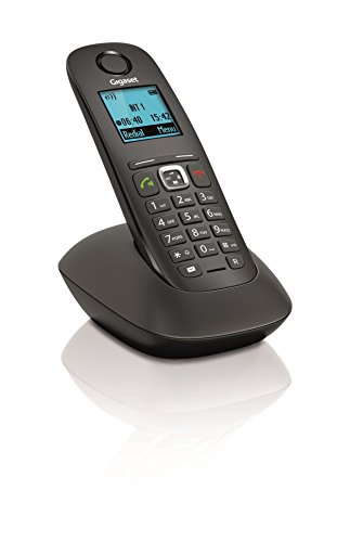 siemens-gigaset-a540-analog-eco-dect-cordless-phone-black-genuine-new
