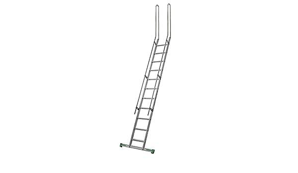 Escalera Direct S15/15RV escala de Meunier Alu + 2 latãrales + 2 rampas verticales: Amazon.es: Bricolaje y herramientas