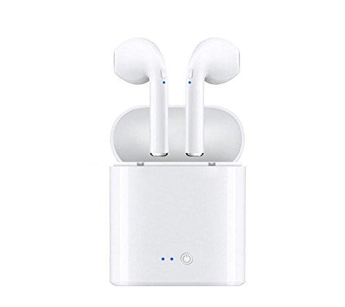 Mini Auricular Inalámbrico De Bluetooth, Auriculares De Los Deportes Auriculares Bluetooth Recargables In-Ear De Bluetooth...