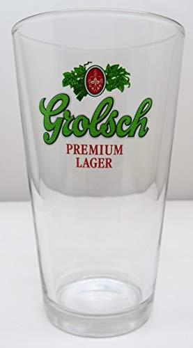 Grolsch Premium Lager Pint Glass