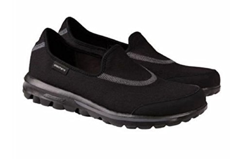 Go Donna Walk Sneaker 2 Skechers Black 4qwSU4