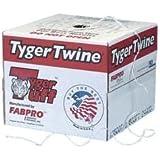1 Ply Tyger Polypropylene Tying Twine, 145 Lb Tensile 8,500 Ft. by Tyger