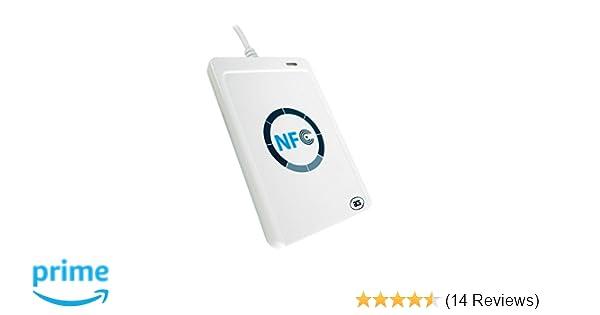 ACS NFC ACR122U RFID Contactless Smart IC Card Reader