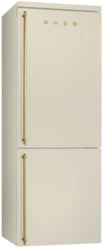 Smeg FA8003PO Independiente 356L A+ Crema de color nevera y ...