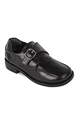 Liberty Boys/Kids Genuine Leather Gliders School Uniform Dress Shoes