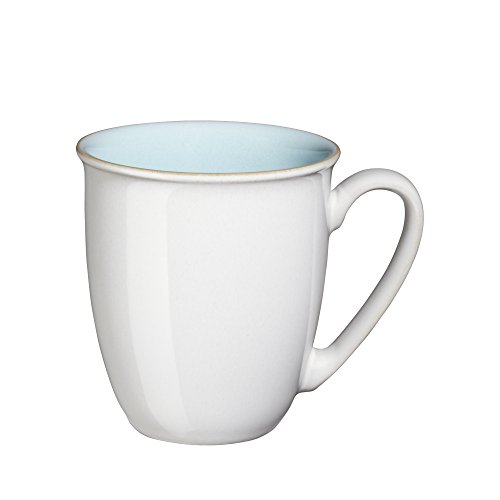 - Denby USA Blend Azure Coffee Mug