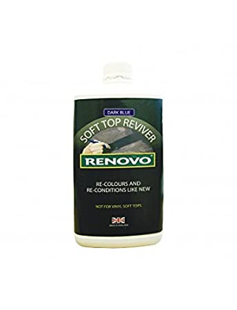 Renovo International Soft Top Reviver Brown, 500 ml RHRBRO5001125