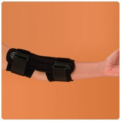 Cubital Comfort Brace - Short, Brace Length 10 3/4, Fits Mid Forearm to Mid Humerus up to 11 1/2 by Rolyn Prest by Rolyn Prest