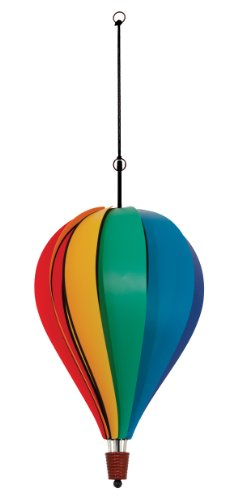 Poly Spinner (In the Breeze Rainbow Poly 10-Panel Hot Air)