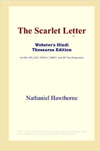 The Scarlet Letter (Webster's Hindi Thesaurus Edition)