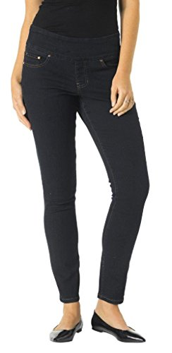 Jag Jeans Women's Nora Skinny Pull on Jean, After Midnight, 4