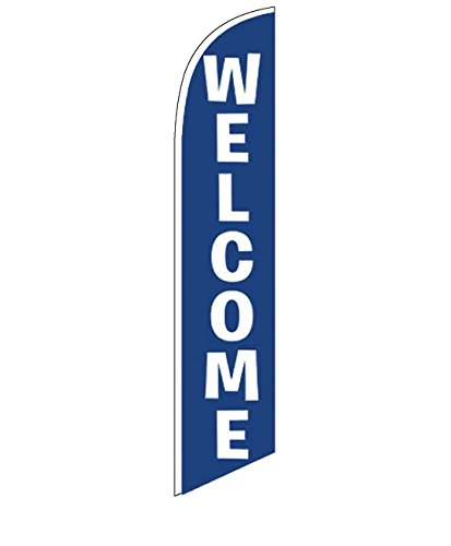 Welcome Banner Flag - 1