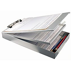 Office Depot 89% Recycled Dual Storage Clipboard, OD21222