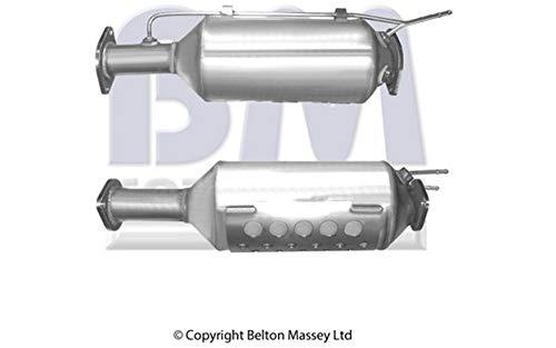 Filtro Antiparticolato//Particellare Bm Catalysts BM11006 Impianto Gas Scarico