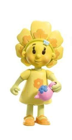 """Fifi The Flowertots Primrose 3"""" PVC Figure Figurine Cake Topper Replacement Collectible Toy Accessory"""