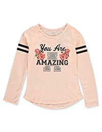 French Toast Girls' You are Amazing L/S Top