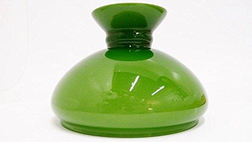 Petroleumlampenschirm Grün Petroleumlampe Lampenschirm Ø14,5cm