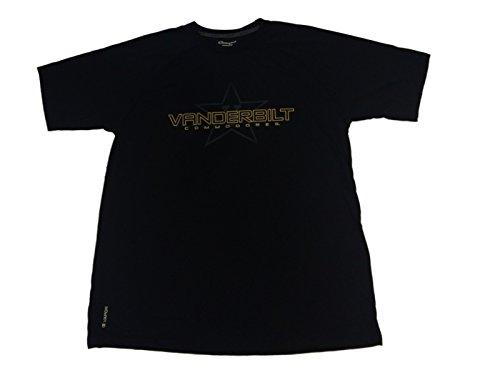 Vanderbilt Commodores Champion Black Powertrain Performance T-Shirt (L)