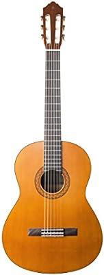 """Yamaha C40 II Guitarra Clásica Guitarra 4/4 de madera, 65 cm 25 9/16"""", 6 cuerdas de nylon, Color Natural: Amazon.es: Electrónica"""
