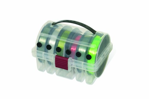 Plano Line Spool Box (Clear, Small)
