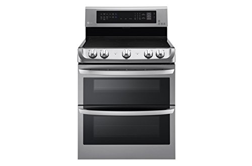 amazon com lg lde4413st 30 stainless steel electric smoothtop rh amazon com LG Electric Range Parts lg double oven electric range owner's manual