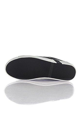 Nero Sicar Redskins Canvas Sneakers In tIZqPwZx