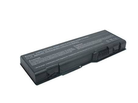 Ships from and sold by [Battery-king]. 11.10V,6600mAh,Li-ion,Hi-quality Replacement Laptop Battery for Dell Inspiron 6000, 9200, 9300, 9400, XPS M170, XPS M1710, XPS Gen 2, E1705, Dell Precision M6300, Precision M90, Compatible Part Numbers: This replacement laptop battery can substitute the following part numbers of Dell 310-6321, 310-6322, 312-0339, 312-0340, 312-0348, 312-0349, 312-0350, 312-0425, 312-0429, 312-0455, C5974, D5318, F5635, G5260, G5266, U4873, Y4873, YF976 ()