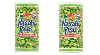 Hapi Snacks Wasabi Peas, Hot, 9.9 Oz (Pack of 2) by HAPI (Image #4)