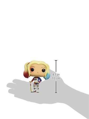 Funko POP Movies Suicide Squad Action Figure Harley Quinn