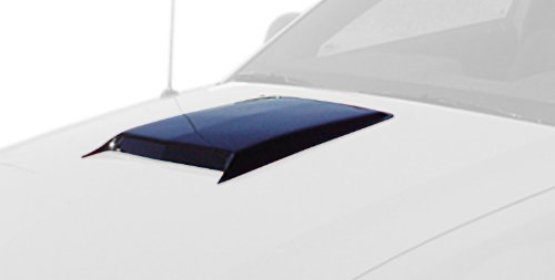 Willpak Industries 20568 ABS 14.5 Length x 13 Width x 1.5 Height Smooth Surface Hood Scoop for Ford
