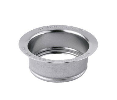 Insinkerator FLGSS Stainless Steel Garbage Disposer Sink Flanges by In-Sink-Erator