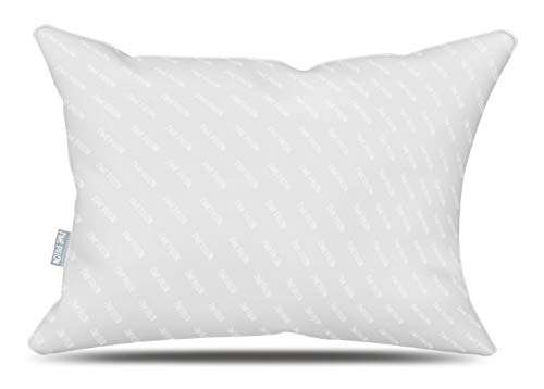 Fine Pillow - Sleeping Bed Pillow for Neck & Back Pain Relief | Best for Back/Combination Sleepers |...