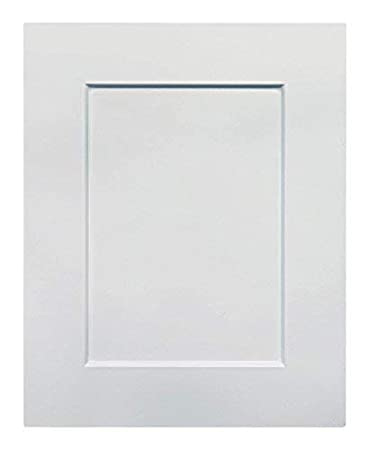 Cabinet Doors N More 16 X 22 Replacement White Rtf Shaker Recess
