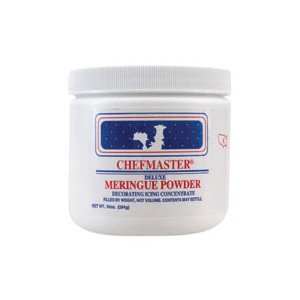 Chefmaster Deluxe Meringue Powder, 10 oz. by Chef-Master