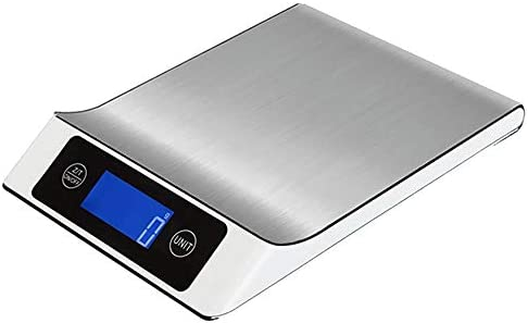15kg X 1g Touch Button Handy Portable Digital Balance Kitche