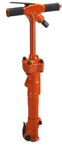 (American Pneumatic 5203 M119 Clay and Trench Digger, Chuck Size of 7/8-Inch by 3-1/4-Inch, Bore Size of 1-3/4-Inch, Stroke Size of)