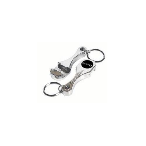 Pontiac Gto Keychain   Keyring   Connecting Rod Bottle Opener