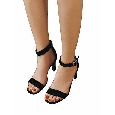 LvYuan-GGX LvYuan-GGX LvYuan-GGX Damen High Heels Komfort Pumps PU Sommer Normal Komfort Pumps Schwarz Mandelfarben Burgund Unter 2,5 cm Burgundy us5.5   eu36   uk3.5   cn35 2ab200