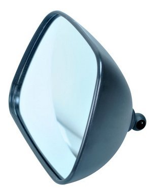 Milenco, Grand Aero, Convex Head Mirror