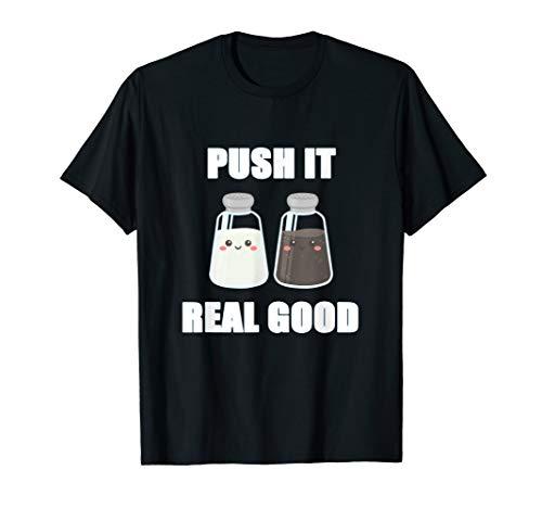 Push It Real Good - Salt & Pepper