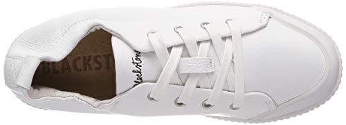 Altas Mujer Whit Para Blanco white Blackstone Zapatillas Rl78 qOawffT