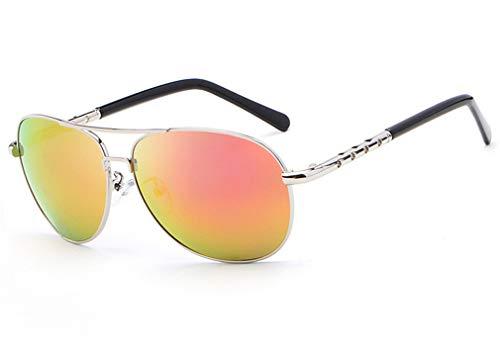 de Polarized Color Driving los Hombres XIYANG de Montar Frame Sol Gafas Film Large Moda Gafas Sunglasses Yellow Negro wFzBqWOxIz